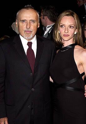 Dennis Hopper 73rd Academy Awards Vanity Fair Party Beverly Hills, CA 3/25/2001
