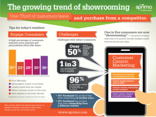 How To Combat The Showrooming Threat During The Upcoming Holiday Shopping Season image showroom infog