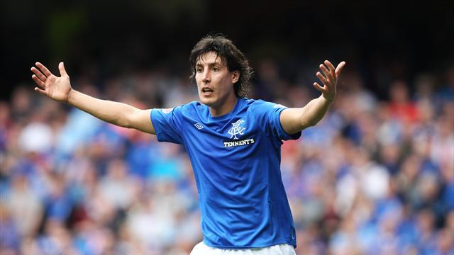 Scottish Football - Rangers sack Sandaza over hoax phone chat