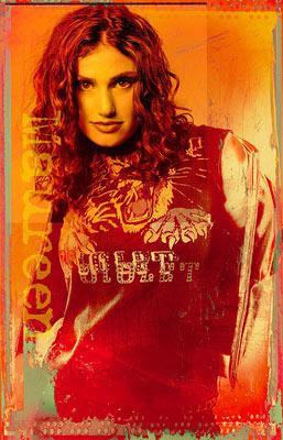 Idina Menzel stars as Maureen in Columbia Pictures' Rent