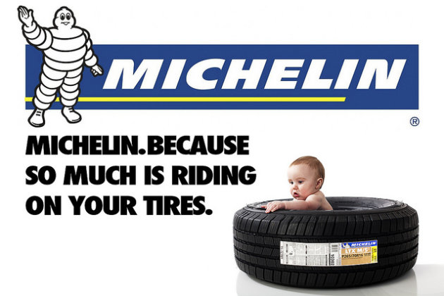 Michelin ad 2