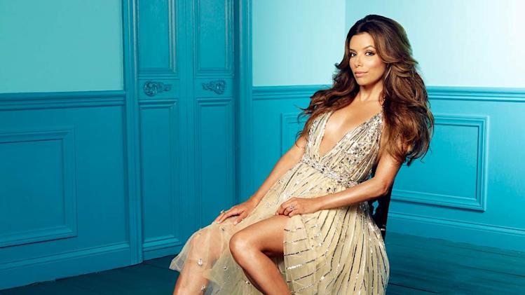 Eva Longoria Parker stars as Gabrielle Solis in Desperate Housewives.