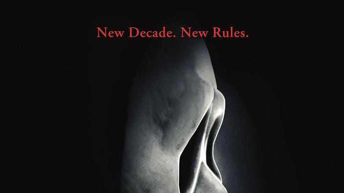 Scream 4 Dimension Films 2011 Poster