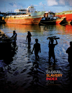 The Global Slavery Index Report