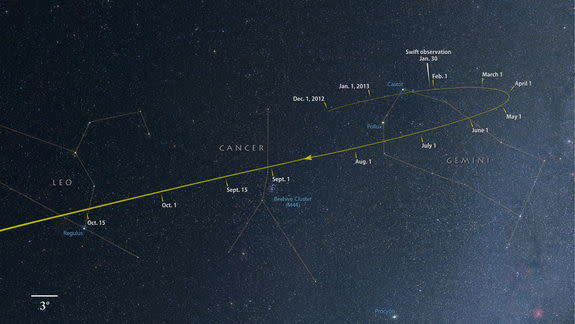 'Comet of the Century' Could Create New Meteor Shower