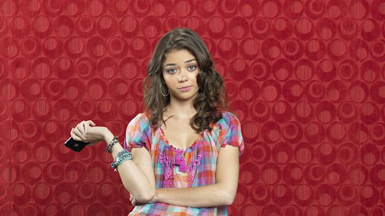 "Sarah Hyland stars as Haley in ""Modern Family."""