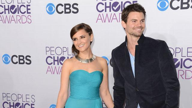 Daniel Gillies & Wife Welcome Baby Girl