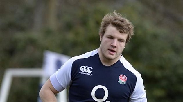Wasps lock Joe Launchbury is approaching the world-class bracket, according to his boss David Young