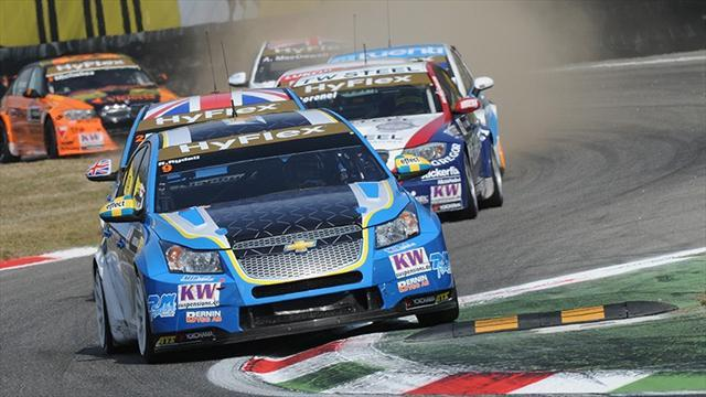 WTCC - Rydell returning to WTCC for Shanghai race
