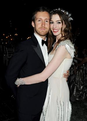 Anne Hathaway and longtime boyfriend Adam Shulman tied the knot on September 2012 in a ceremony held in Big Sur, California -- Getty Images