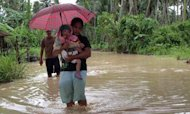 Philippines: Storm Hits Days After Typhoon