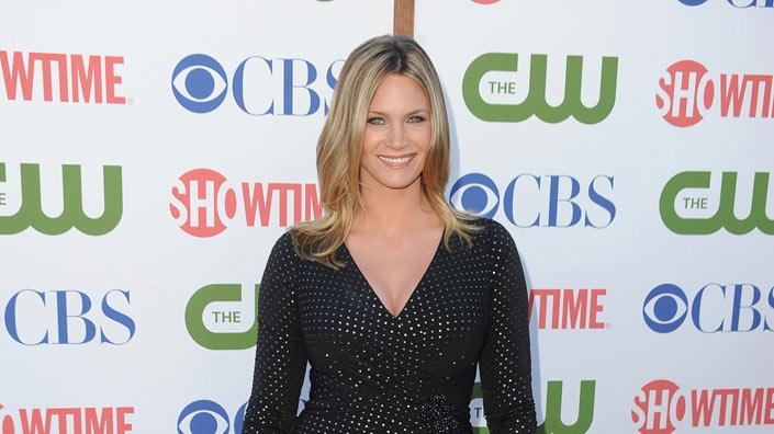 "Natasha Henstridge of ""The Secret Circle"" attends the CBS, The CW, and Showtime 2011 Summer TCA Party at The Pagoda on August 3, 2011 in Beverly Hills, California."