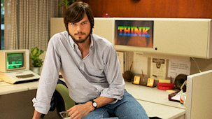 Ashton Kutcher as Steve Jobs (Photo: Glen Wilson)