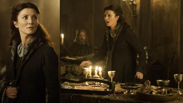 Michelle Fairley as Catelyn Stark in 'Game of Thrones' -- Helen Sloan/HBO