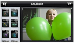 Best iPhone Apps to Improve Your Phone Photography image Snapseed