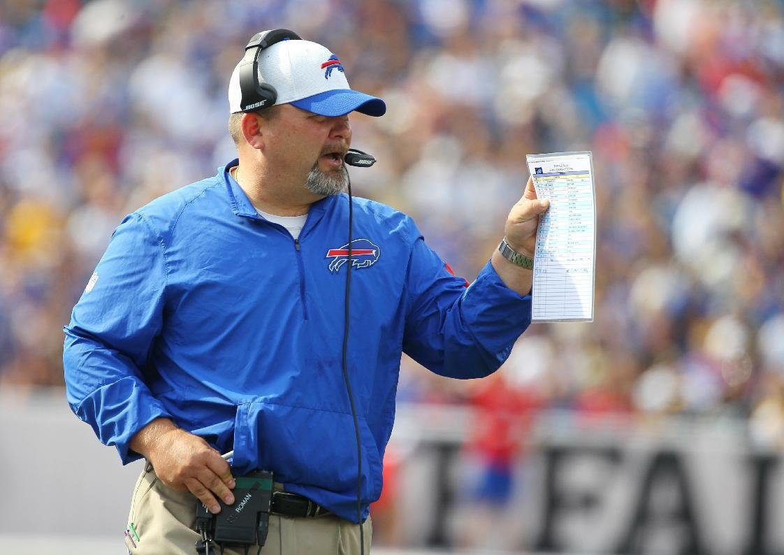 Rex Ryan 'not real comfortable' with the Bills' lifeless 0-2 start