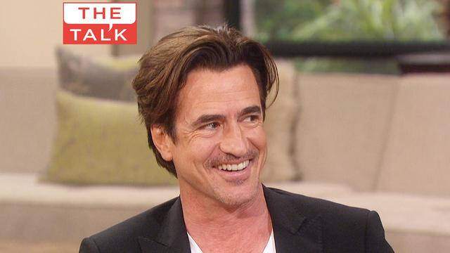"The Talk - Dermont Mulroney Talks ""Crisis"""