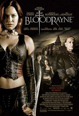 Kristanna Loken and Ben Kingsley star in Romar Entertainment's Bloodrayne