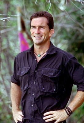 Jeff Probst, host CBS' Survivor: Amazon