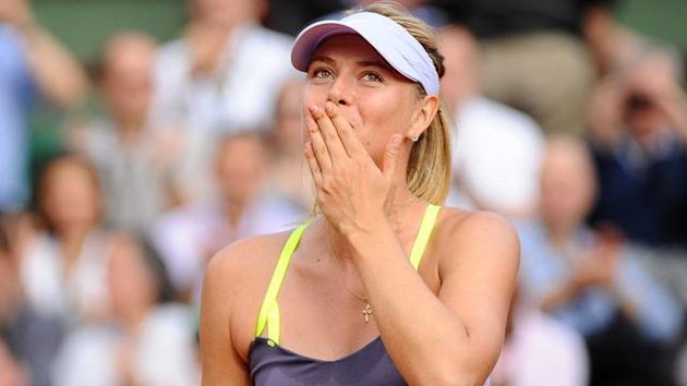 Maria Sharapova (Reuters)