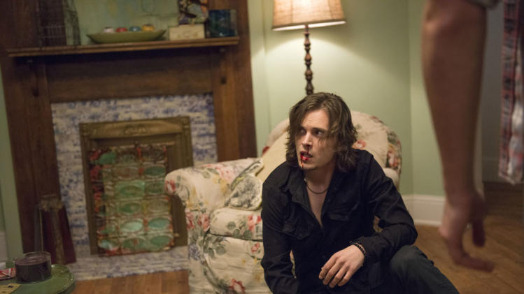 """Nashville"" -- ""I've Been Down That Road Before"" JONATHAN JACKSON"