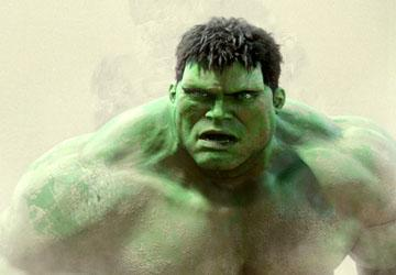 This ain't no painted-up muscleman: This is the REAL Hulk in Universal's The Hulk