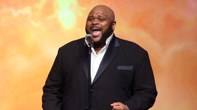 Ruben Studdard to Compete on 'Biggest Loser'