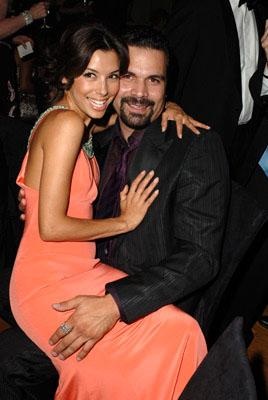 Eva Longoria and Ricardo Chavira Governor's Ball Emmy Awards - 9/18/2005