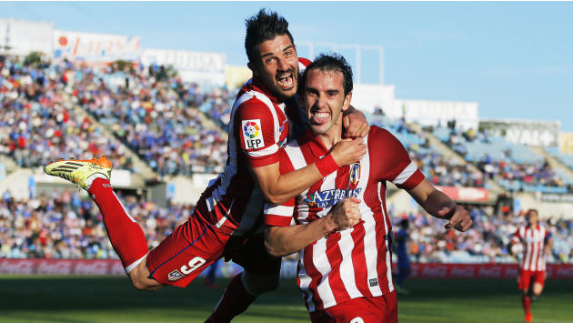 Atletico extends Liga lead