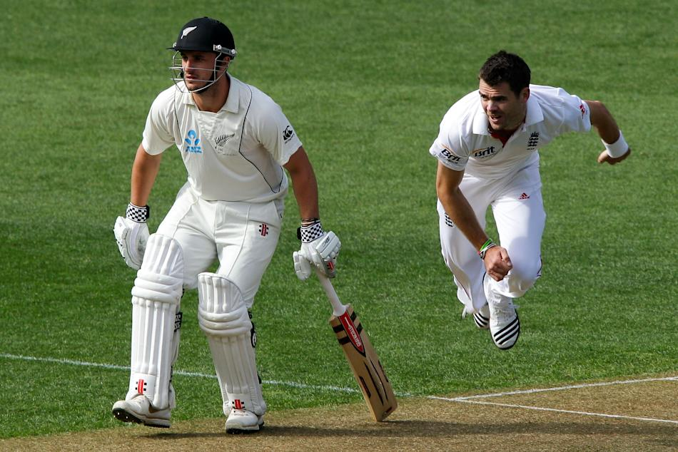 New Zealand v England - 3rd Test: Day 1