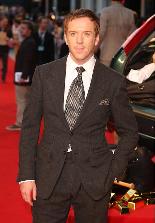 Damian Lewis The Sweeney UK film premiere held at the Vue cinema - arrivals London, England - 03.09.12     Mandatory Credit: Lia Toby/WENN.com