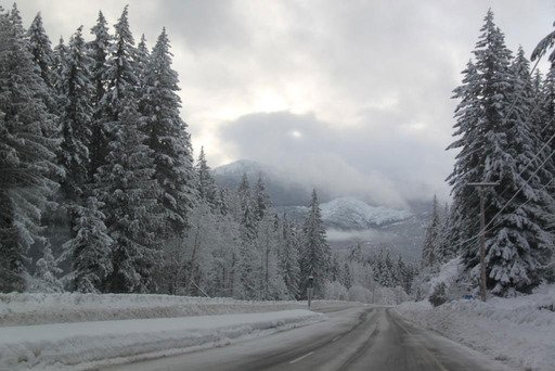 The 2013 TripAdvisor December holiday travel survey reveals inclement weather is one of the top stressors of hitting the road during the Season of Goodwill. (A TripAdvisor traveler photo)