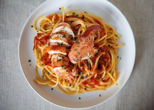 Lobster Diavolo