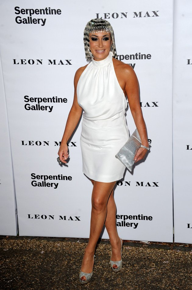 Nancy Dell'Olio, Serpentine Gallery Party