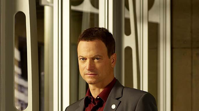 Gary Sinise star as Det. Mack Taylor in CSI: NY.