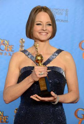 Watch Jodie Foster's Coming Out Speech at Golden Globes (Video)