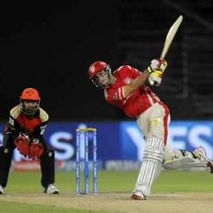 Perfect Punjab trounce Hyderabad