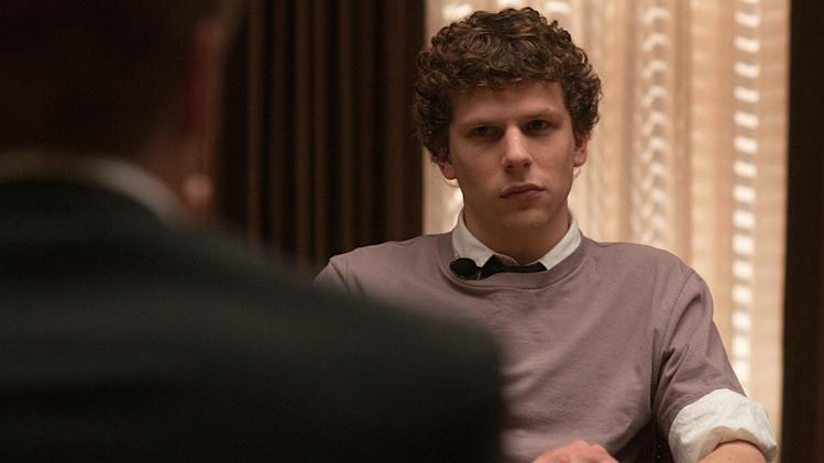 The Social Network Production Photos 2010 Jesse Eisenberg