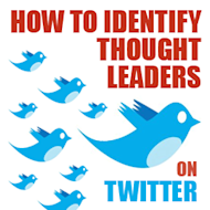 How to Identify Thought Leaders on Twitter image identify thought leaders twitter
