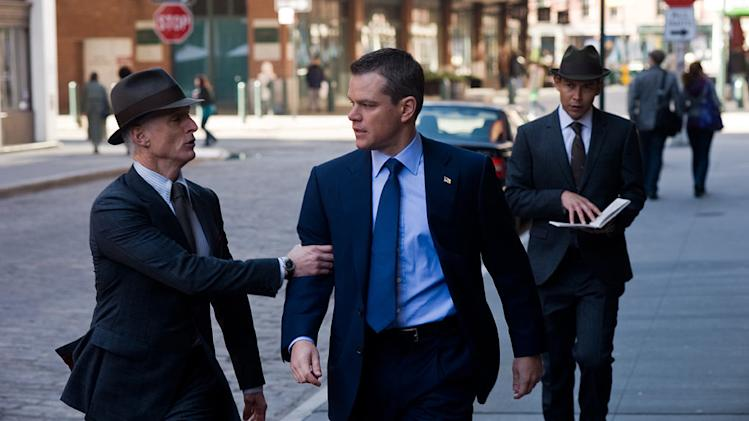 The Adjustment Bureau 2011 Universal Pictures John Slattery Matt Damon