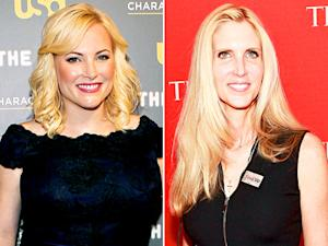 "Meghan McCain, Cindy McCain Slam Ann Coulter for ""Despicable,"" ""Sick"" Joke"
