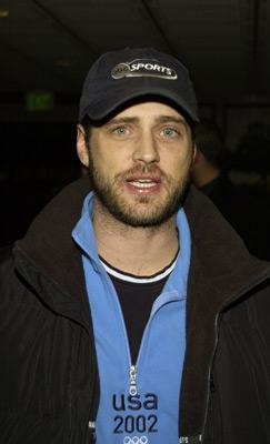 Jason Priestley Secretary Party Sundance Film Festival 1/12/2002