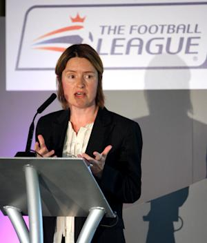 Kelly Simmons is exploring the possibility of GB's women's football team competing in Rio