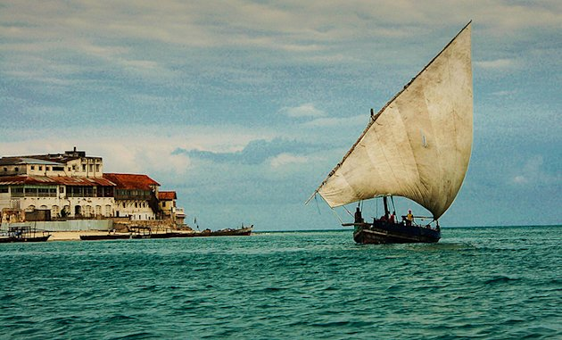 Echoes of Sinbad the sailor: Flickr photo of the day
