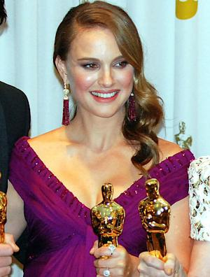 Natalie Portman Latest Celebrity Mommy-Bride
