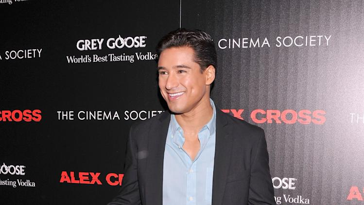 "The Cinema Society & Grey Goose Host A Screening Of ""Alex Cross""- Arrivals"
