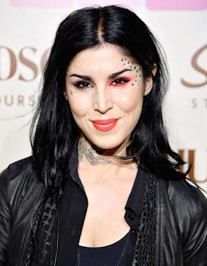 "Kat Von D's Lipstick Pulled by Sephora Over ""Celebutard"" Name Backlash"