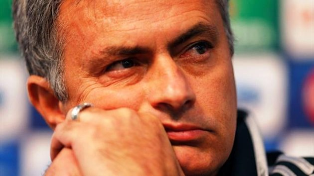 Real Madrid manager Jose Mourinho (Reuters)