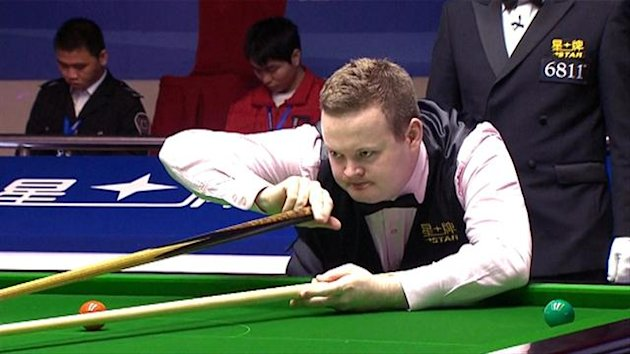 world open china 2012 : Shaun Murphy