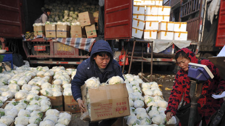 China's inflation jumps to 6-month high